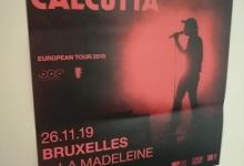 Calcutta TOUR EUROPEO 201918