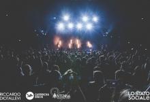 Lo Stato Sociale in concerto al Mediolanum Forum di Milano - 22 aprile 2017