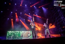 J-Ax e Fedez 8.07 @ Rock in Roma 2017