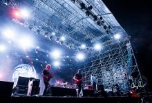 Kasabian 21.07 @ Rock in Roma 2017