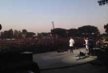Kick Agency - Production Management Rock in Roma 2017