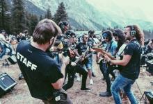 Kick Agency Rockin'1000 Summer Camp 201721