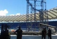 Kick Agency+Colarusso Noleggi Srl U2 Roma 201713