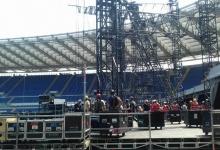 Kick Agency+Colarusso Noleggi Srl U2 Roma 201714