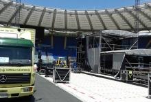 Kick Agency+Colarusso Noleggi Srl U2 Roma 201716
