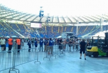 Kick Agency+Colarusso Noleggi Srl U2 Roma 201721