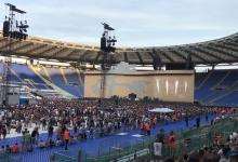Kick Agency+Colarusso Noleggi Srl U2 Roma 201723