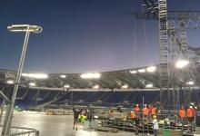 Kick Agency+Colarusso Noleggi Srl U2 Roma 201727