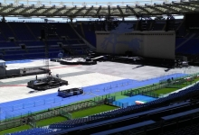 Kick Agency+Colarusso Noleggi Srl U2 Roma 201728