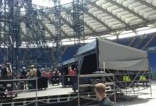 Kick Agency+Colarusso Noleggi Srl U2 Roma 201730