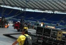 Kick Agency+Colarusso Noleggi Srl U2 Roma 201731