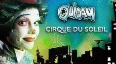 Produzione Eventi, Kick, Kick Agency, PalaLottomatica, Roma, Cirque Du Soleil, Quidam, The Base