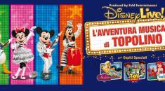 Kick Agency, event management, produzione eventi, gestione eventi, The Base, Disney Live, Topolino, Milano, Teatro Linear4Ciak