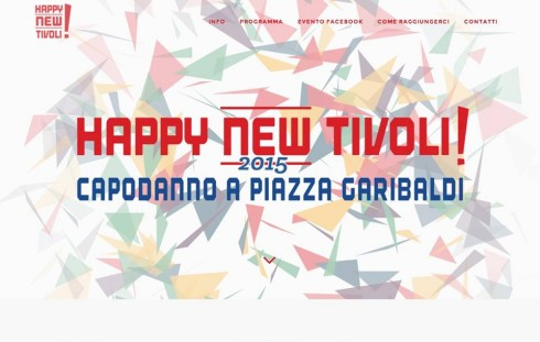 Happy New Tivoli, produzione eventi, Gestione Eventi, Intrasecur Group, Kick Agency, Tivoli, Roma, Stadio