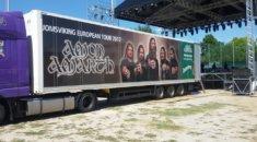 Amon Amarth & Arch Enemy @ Festival di Majano 2017