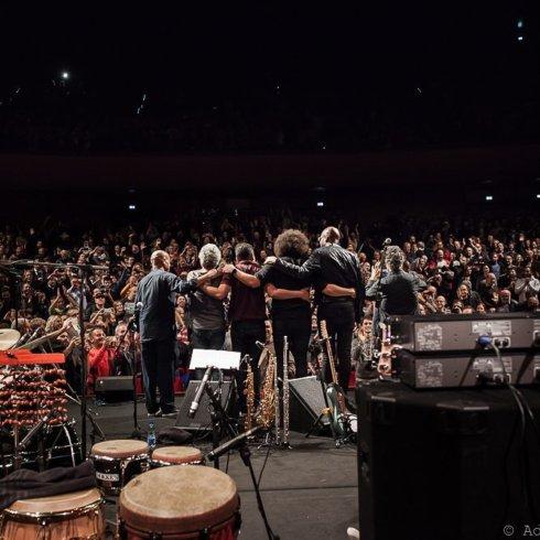 Kick Agency ha curato il Production Management di Chick Corea e Steve Gadd per il Chick Corea & Steve Gadd Sextet // Roma Jazz Festival 41ª Ed. all' Auditorium Parco della Musica - Roma e questi grandi artisti lasciano sempre immense suggestioni.