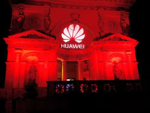 Servizio di stage management fornito presso Acquario Romano per Hauwei Christmas Concert