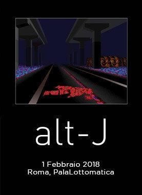Alt J @ Palalottomatica
