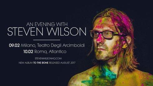 steven wilson ad atlantico live