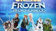 Disney on Ice, Frozen2. Lo spettacolo sul ghiaccio che emoziona grandi e piccoli a Roma e MIlano, con la produzione Kick Agency