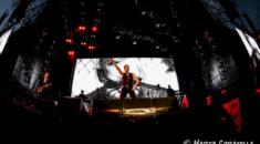 Depeche Mode live Olimpico Roma - 25 giugno 2017