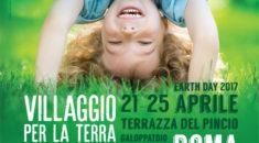 Giornata della Terra 2017 - EarthDay Italia a Roma