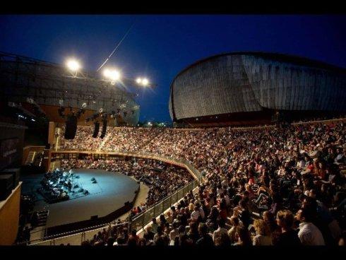 Luglio Suona Bene 2017 @ Auditorium Parco dellla musica